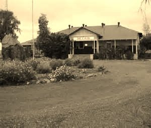 1934 Wiluna Hospital