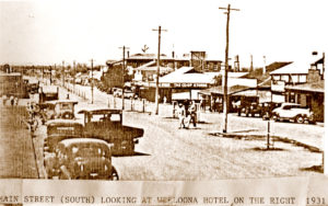 1934 Wiluna Town 1