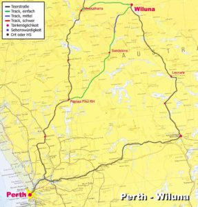 Perth-Wiluna